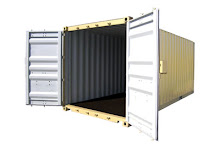 8x20 Portable Storage Container