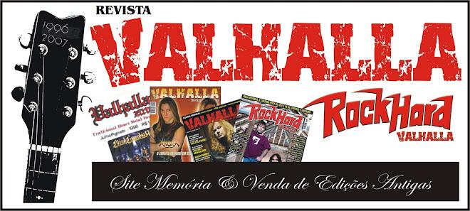 REVISTA VALHALLA - Site Memória