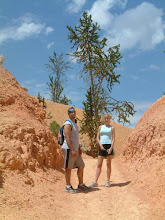 Hiking Bryce Canyon 2007