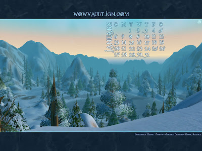 WoW Calendars