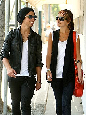 Camilla Belle couple