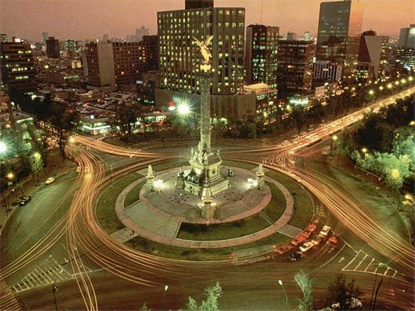 Mexico City  = )