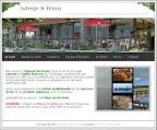 Site du Restaurant Auberge de Brison