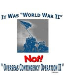 "Please. Call it what it is, not the trendy euphemism ""Overseas Contingency Operation."""