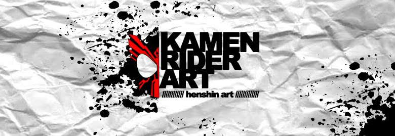 kamen rider art
