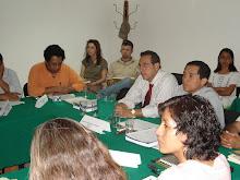 La CIDH se reune con Organizaciones Civiles de Oaxaca