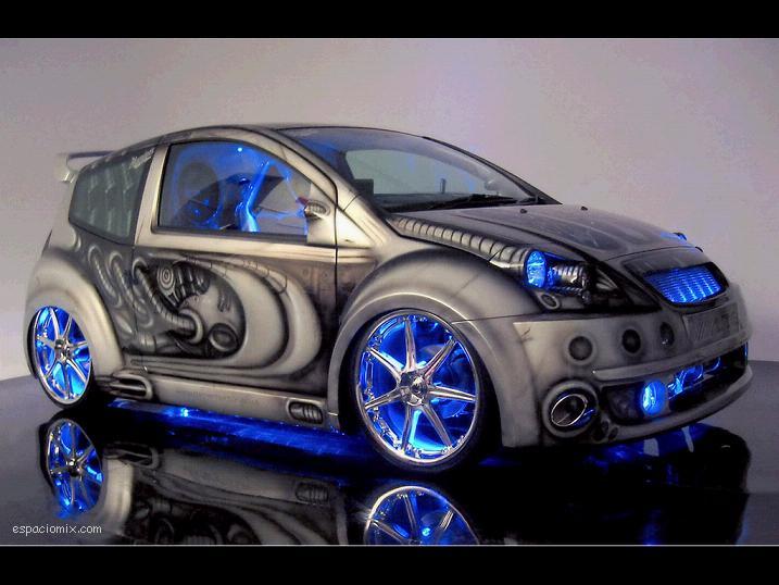 imajenes tuning: carros tuning