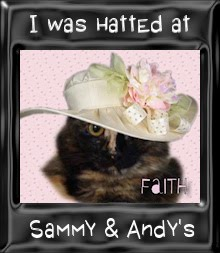 Faith Boomerang was hatted by SASS