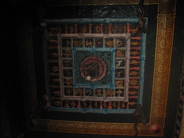 Ashtadasabhuja Durga Darshana - 07. Adi Kumbeswarar Mangalambigai Temple, Kumbakonam