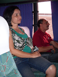 Sandra diretora (viagem à Olinda)