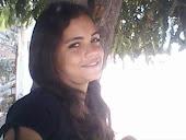 Joyce, aluna que se sente feliz sonhando com ecoparque...Veja no Jornalecoescolachicaferreira.blogs