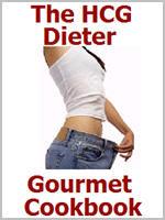 HCG Dieter Gourmet Cookbook