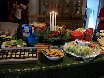 Christmas Eve Spread