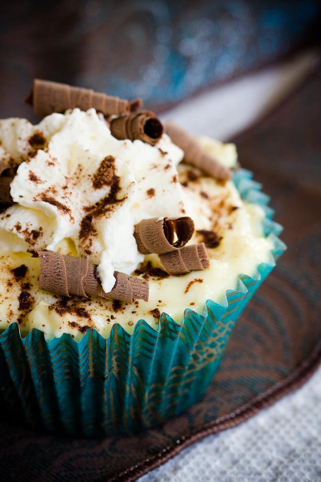 Tiramisu Cupcakes | Cupcake Project