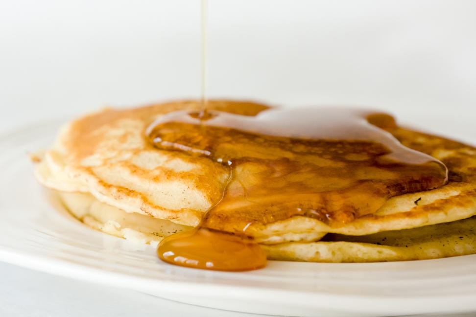 Recipe gourmet malt pancakes