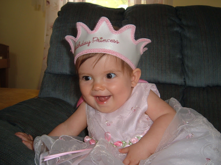 MaKenzie's 1st Birthday!