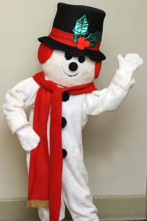 Frosty: New gig?