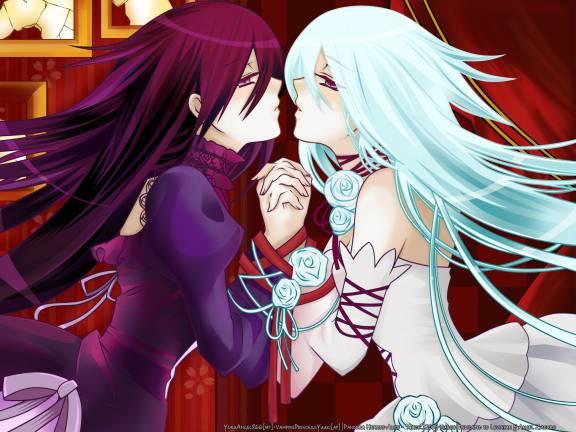 Anime Vampire Princess Crazy love struck sister watch lavani lastri ...