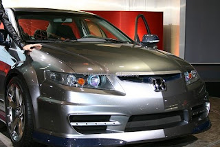 New Honda Accord coming soon @ 2010