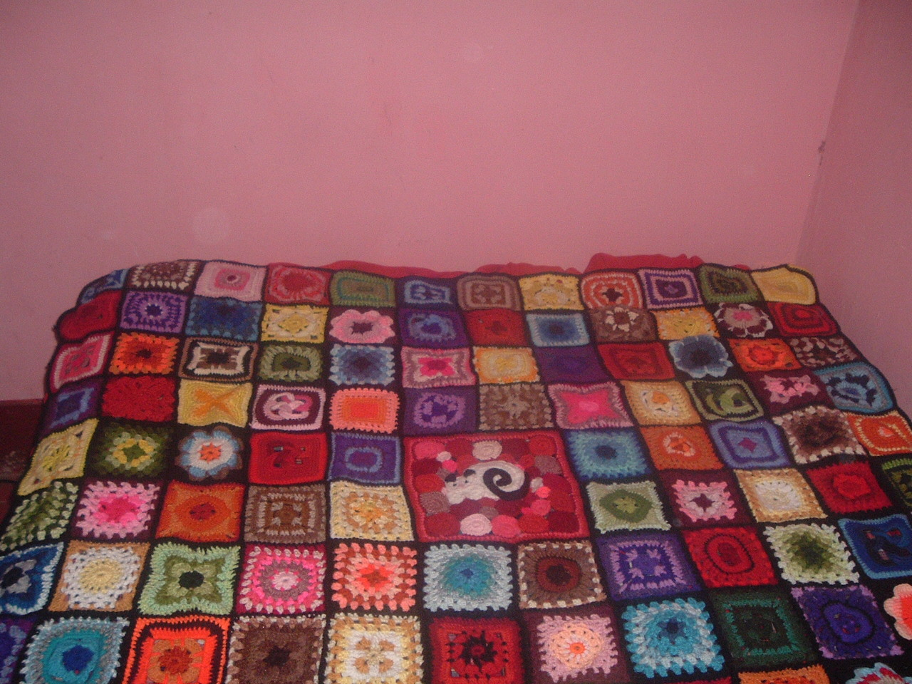 To Get Information about Pastillas Tejidas A Crochet Para Colchas