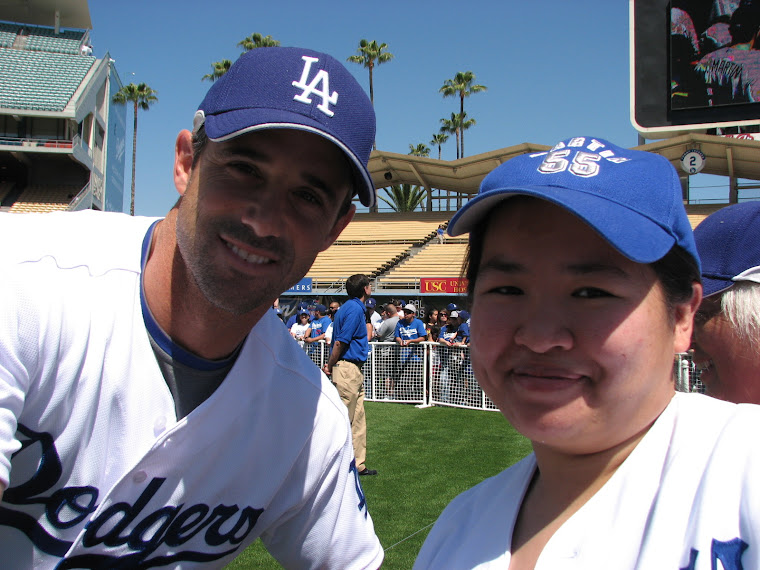 Brad Ausmus and me