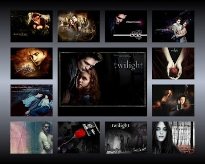 twilight screensavers
