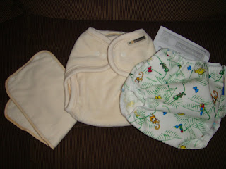 mother-ease clith diapers