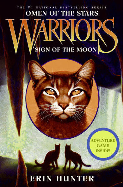 sign of the moon warrior cats