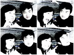 아빠 and I!
