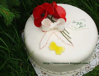 Articole culinare : Tort cu maci (Poppy Cake)