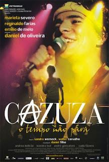 Filme Poster Cazuza - O Tempo Não Pára DVDRip XviD Nacional