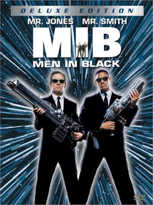 Mib Homens De Preto 1 Dublado 1997