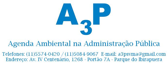 Agenda Ambiental na Administração Pública