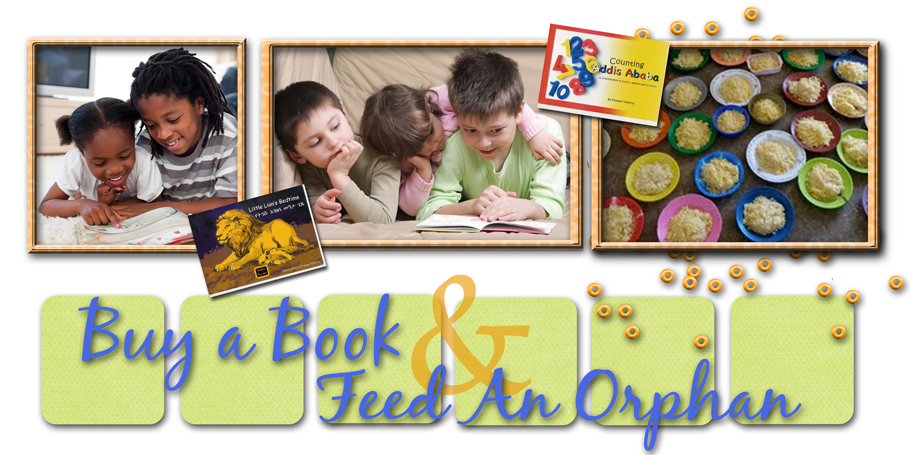Buy a book feed a child