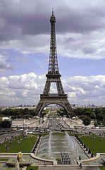 Wieża Eiffla (la Tour Eiffel)