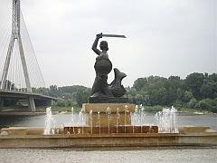 Warszawska Syrenka (La Sirène de Varsovie)