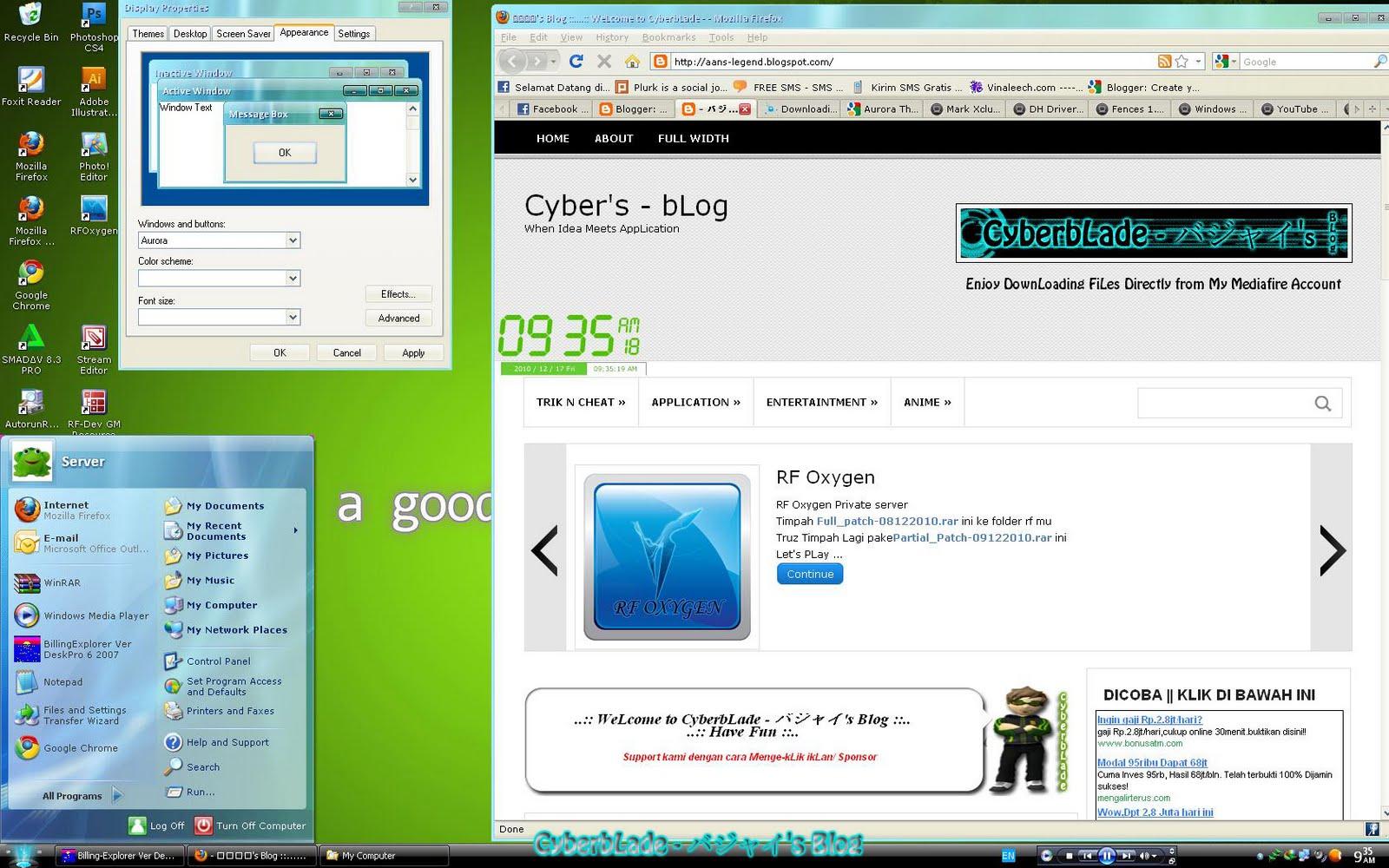 Download Aurora Internet