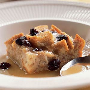 Lindaraxa: New Orleans Bread Pudding With A Whiskey Sauce