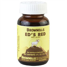 Ed&#39;s Red Bore Cleaner