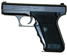 Heckler and Koch (H&amp;K) PSP P7