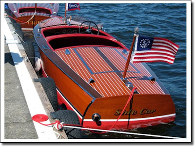 Chris-Craft 1942 Runabout