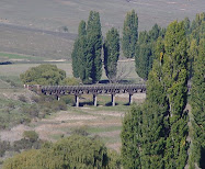 Bredbo River Rail Bridge