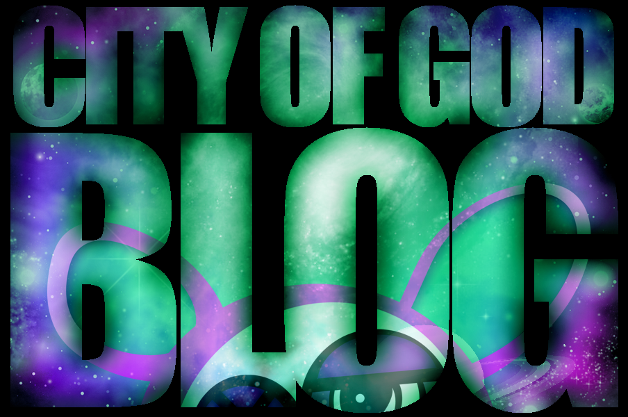 Spaceboi / City of God Blog