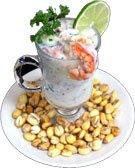 Comida Peruana - Platos de Entrada
