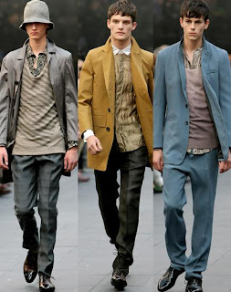 Mens Fashion show