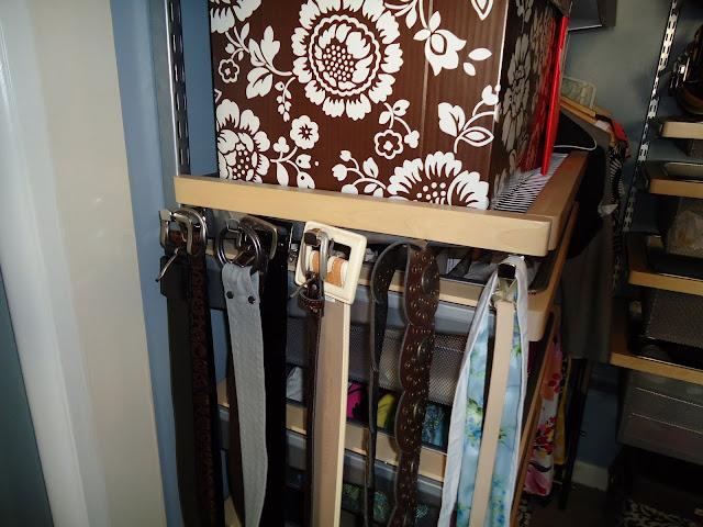 Belt Hooks | organizingmadefun.com