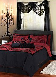 Gothic Style Bedroom Decorating Gothic Bedroom Decorating