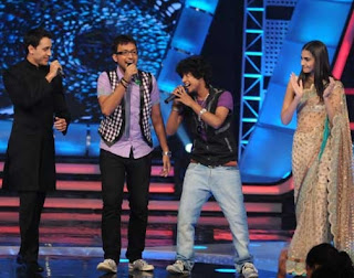 Imran and Sonam with Shashi and Shivam