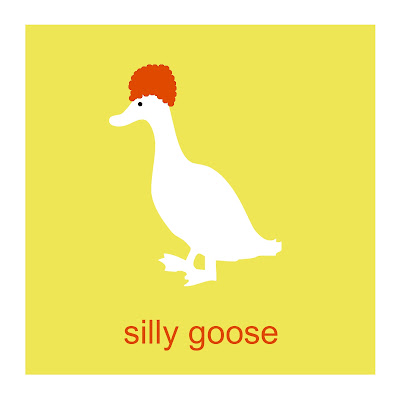 Pin Silly-goose on Pin...