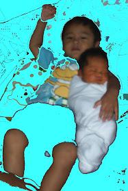 My hensom Son